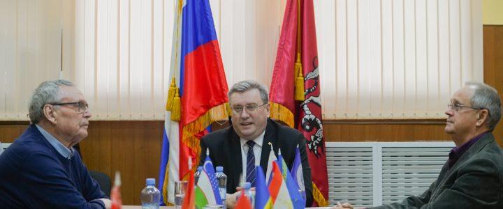 Педагогические вузы стран СНГ утвердили план работы Общественного совета на 2020 год