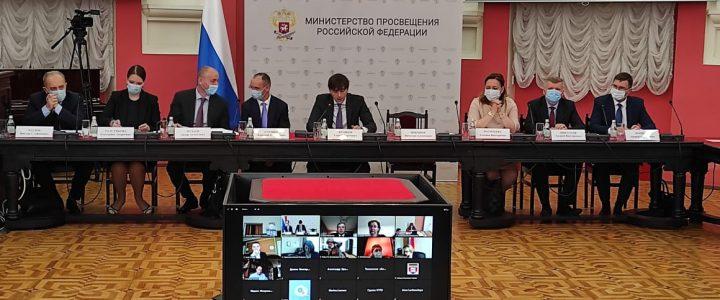 Сергей Кравцов: «Наша стратегия – развитие школы для всех»